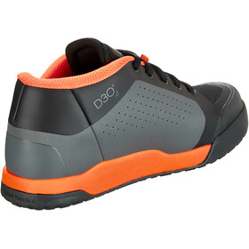 Ride Concepts Powerline Chaussures Homme, charcoal/orange